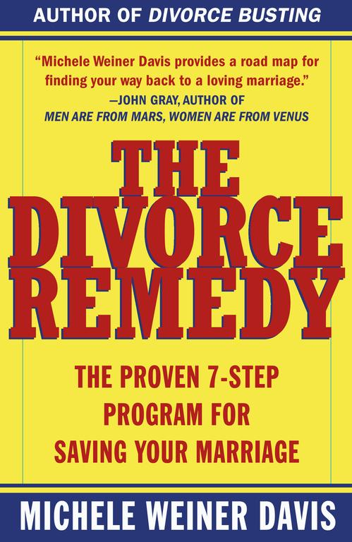 Divorce Remedy By Davis, Michele Weiner